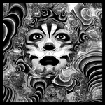 Zebra fractal version by ivankorsario