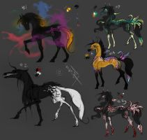 Magical Diseases POINT AUCTION by Artistic-Pineapple