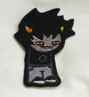 Patch commission: Karkat by goiku