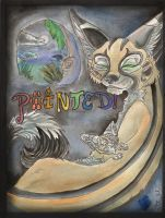 PAINTED Cover Page by Eviecats