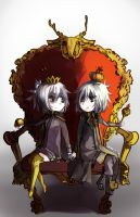 Throne by Shiso