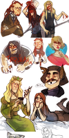 Metalocalypse dump 2 by SIIINS