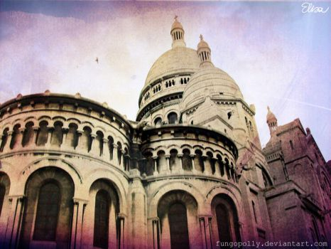 Sacre Coeur by fungopolly by World-Club