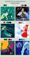MEME -- Color Scheme TOUHOU by static-mcawesome