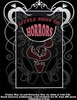 Little Shop of Horrors Poster by Fish-man