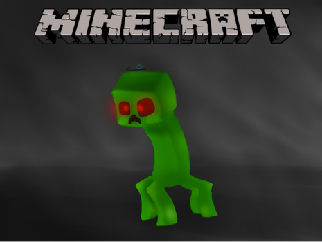 Creeper by ponycoconutz123