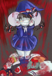 SPOILER wadanohara and the great blue sea by X3carlyX3