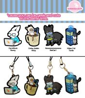 Geek Charms by Bisc-chan