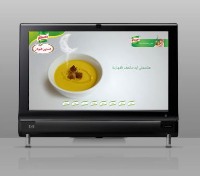 Knorr Touch Screen by Nayel