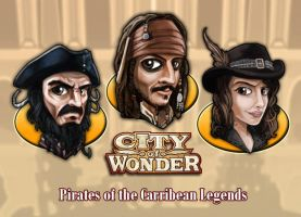 City of Wonder: PotC by Rhandi-Mask