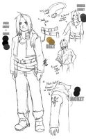 FMA:Sinful Corruptions Concepts: Edward Elric by Bloody-Black-Sadist