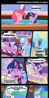 InDERPretations: Honesty is magic? by UniverTaz