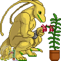 pixel icon: Talosar by uropygid