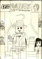 Raiders of the Lost Lego by IHave2MuchFreeTime
