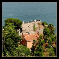 Taormina - Looking Down - 2 by skarzynscy