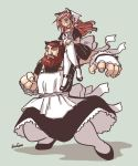 Pretty Burly : Neko Maids Strike Back by HeartGear