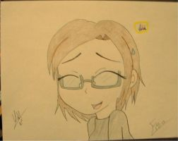 Erica .:colored:. by mawile42