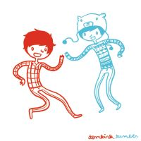 Amazingphil and Danisnotonfire holla by atomickelsey