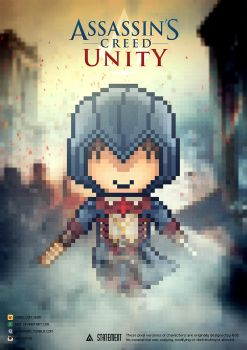 Assassins Creed  Unity by i605