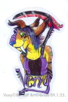 Veny badge by Grion