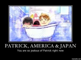 Hetalia motivational poster by norwayawesome