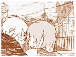 5.000 times for narusaku by jokaSmile