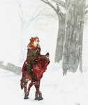 Hobbit- When Winter comes by spiritdaughter