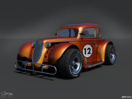 Power Hot Rod 4 by cipriany