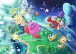 Hoshi no Kaabii (kirby) Fan Art 2 by Erickgalaxy