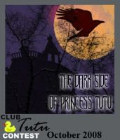 Oct 2008: the Dark Side by Club-Tutu