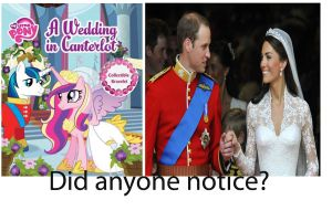 William and Kate....MLP? by patricksquarepants99