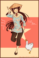 Aph Vietnam by ChiakiTasso
