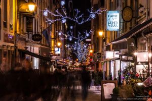 Luxembourg by night by pers-photo