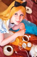 AiW: My World In A Cup Of Tea by Shigeako