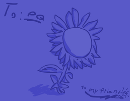 Sunflower by Cruchydewd