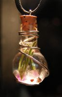 Magic Vial Charm - Water by Izile