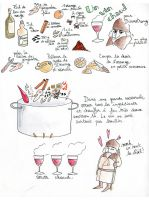 Vin chaud - Hot wine by JuneSunshine