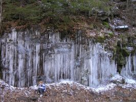 Icicles by arkansawyer
