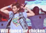 Dance For Chicken by FlawlessInnoncence