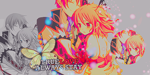 True l o v e always s t a y s by Pink-Snowbunny