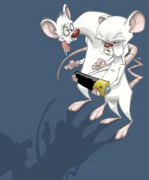 pinky and the brain by coldicebg