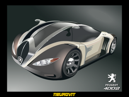 Peugeot 4002 by neurovit
