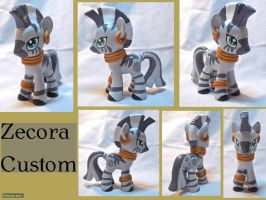 Zecora Custom by CadmiumCrab