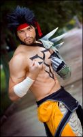 Jecht Final Fantasy Dissidia by Elffi