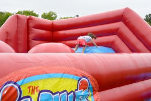 Medway Founder's Day Fun, Leap of Bouncy Faith 14 by Miss-Tbones