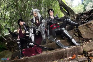 COSPLAY - Dragon Age IV by MarineOrthodox