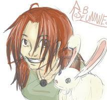 ROSEBUNNIES,GET IT?-freesketch by chastened