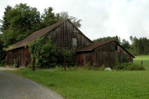 Bavarian Shed by BlokkStox