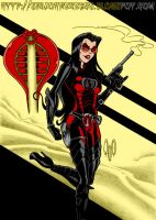 Baroness 2 By Violencejack666 by Kenkira