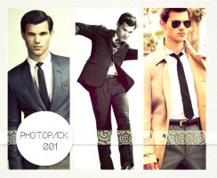 Taylor Lautner | Photopack 002 by PartOfMee